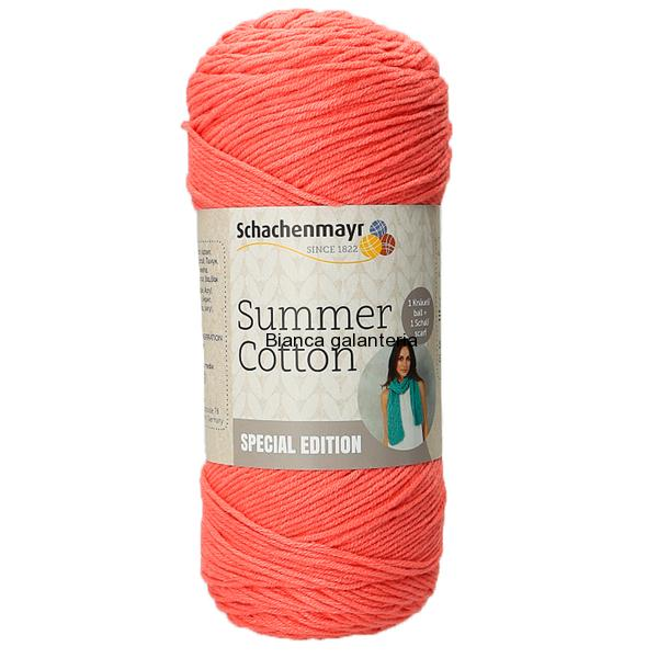 Summer Cotton 36 coral