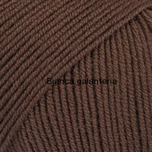 BABY MERINO 18 brown - 9 ks