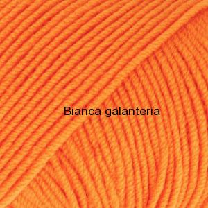 BABY MERINO 36 orange - 13 ks