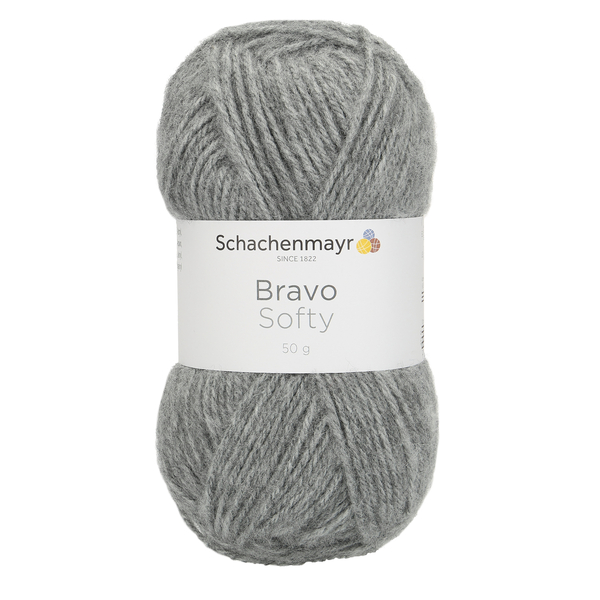 BRAVO SOFTY 8295 grey