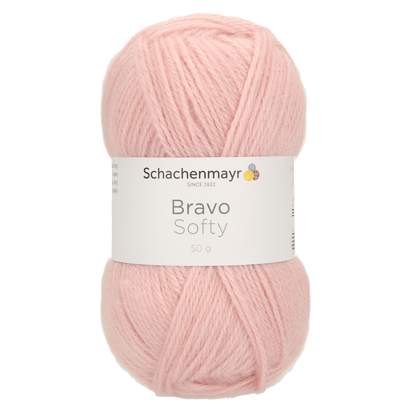 BRAVO SOFTY 8379 old rose