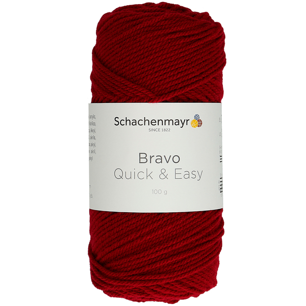 Bravo QUICK & EASY 8222 winered