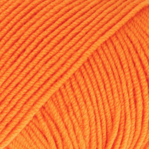 BABY MERINO 36 orange - 10 ks